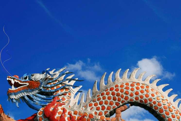 Der Drache im chinesischen Horoskop | Foto: © huhulin - istockphoto.com
