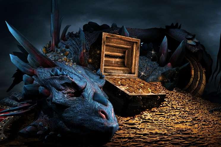 Der Drache im chinesischen Horoskop   Foto: © Melkor3D - stock.adobe.com