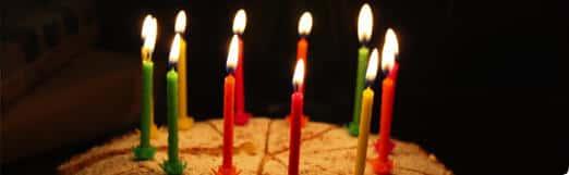 Geburtstagsstatistik