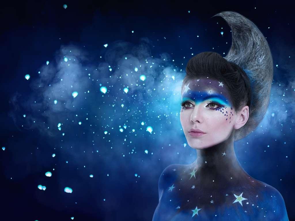Der Mond in den 12 Sternzeichen | Foto: © srady - stock.adobe.com