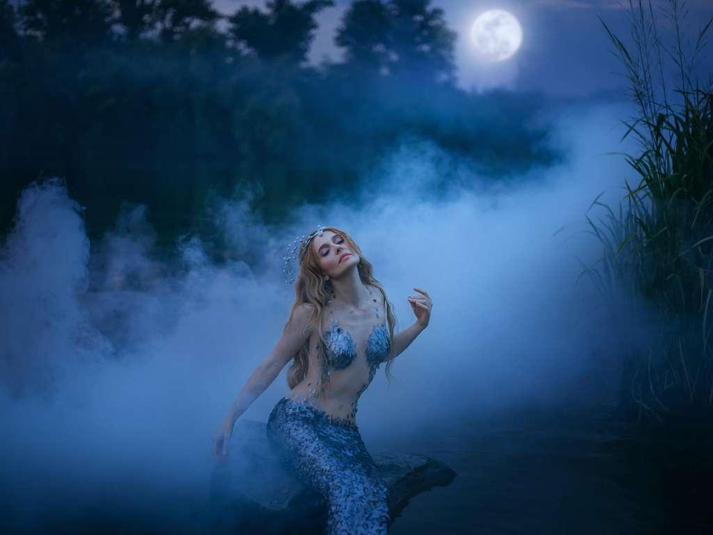 Mond in den Fischen | Foto: © kharchenkoirina - stock.adobe.com