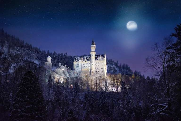 "#8 The Moon in December is called ""Moon Before Yule"" or ""Cold Moon"". 