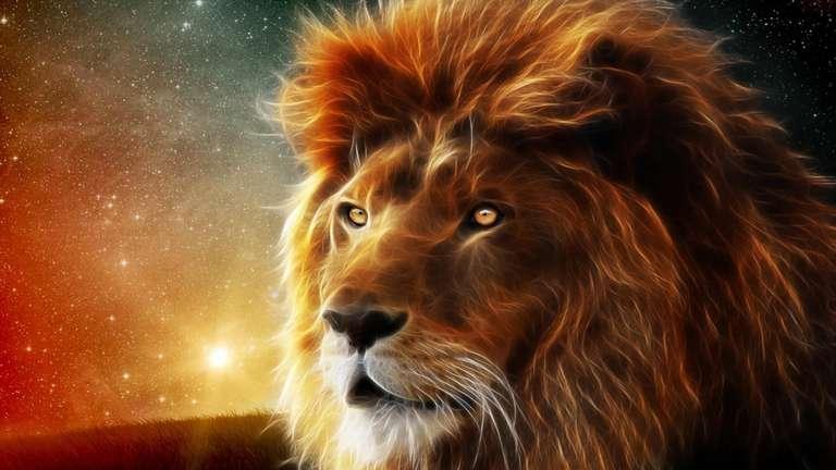 Wenn die Sonne im Wassermann steht, dann ist der Vollmond immer im Löwen. | Foto: © alic74 - stock.adobe.com