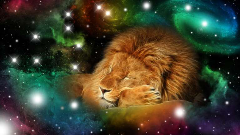 Das Zeichen Löwe ist geprägt von der Stärke, Kraft und Energie der Sonne. | Foto: © pixelunikat - stock.adobe.com