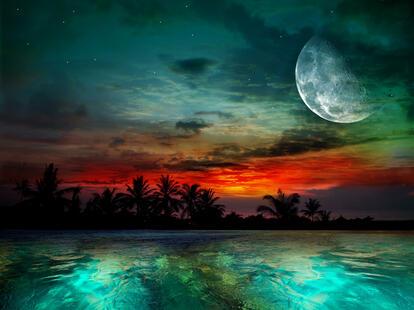 1. Am 19.April findet erneut ein Vollmond im Sternzeichen Waage statt | Foto: (c) Vitaly Krivosheev  - stock.adobe.com