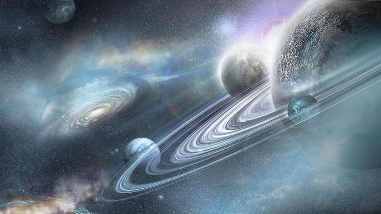 Planeten in den Zeichen   Foto: (c) dracozlat - stock.adobe.com