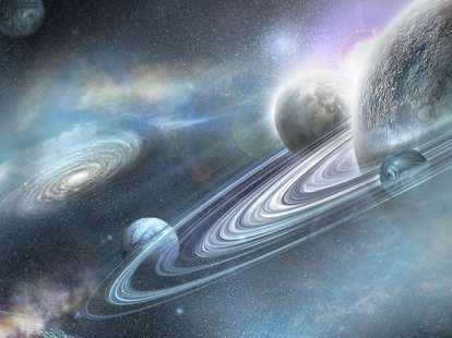 Planeten in den Zeichen | Foto: (c) dracozlat - stock.adobe.com