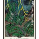 """Tarotkarte """"Das Gewitter"""" im Schicksals-Tarot © Verlag Franz"""