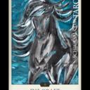 """Tarotkarte """"Die Kraft"""" im Schicksals-Tarot © Verlag Franz"""