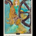 """Die Tarotkarte """"Rad des Schicksals"""" im Schicksals-Tarot © Verlag Franz"""