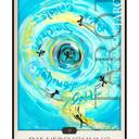 """Tarotkarte """"Die Versuchung"""" im Schicksals-Tarot © Verlag Franz"""