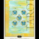 Fünf Münzen | Schicksals Tarot © Verlag Franz