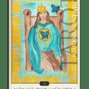 König der Münzen | Schicksals Tarot © Verlag Franz