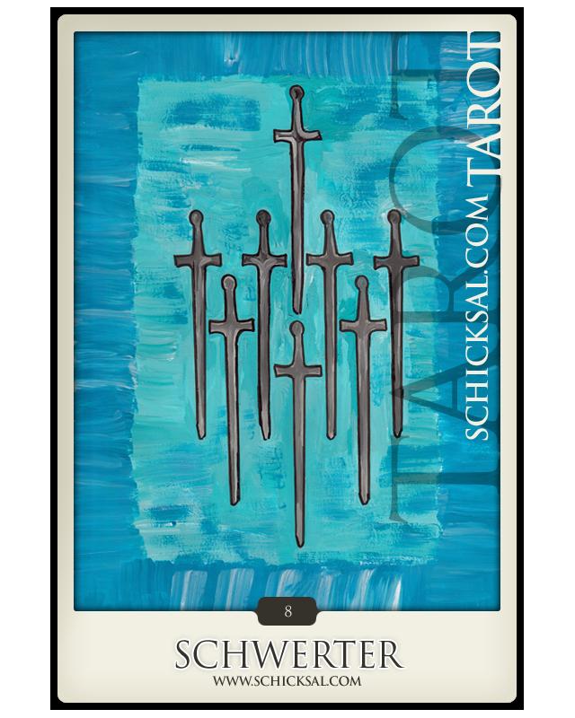 Acht Schwerter © Verlag Franz
