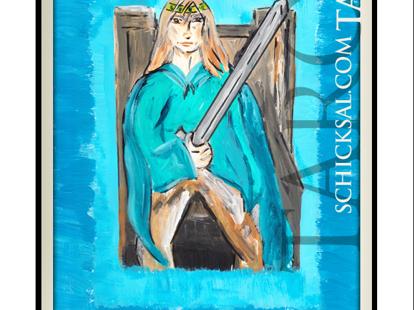 König der Schwerter © Verlag Franz