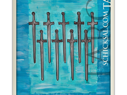 Neun Schwerter © Verlag Franz