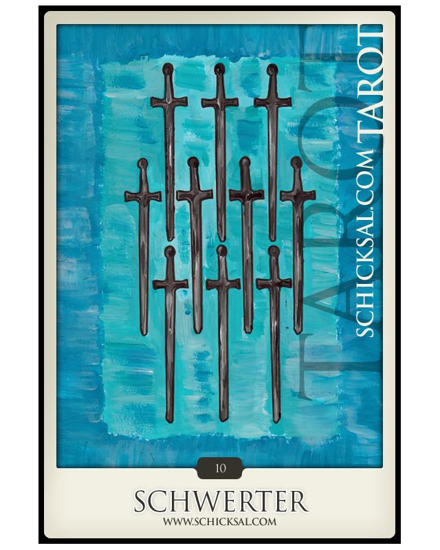 Zehn Schwerter © Verlag Franz