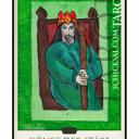 König der Stäbe © Verlag Franz