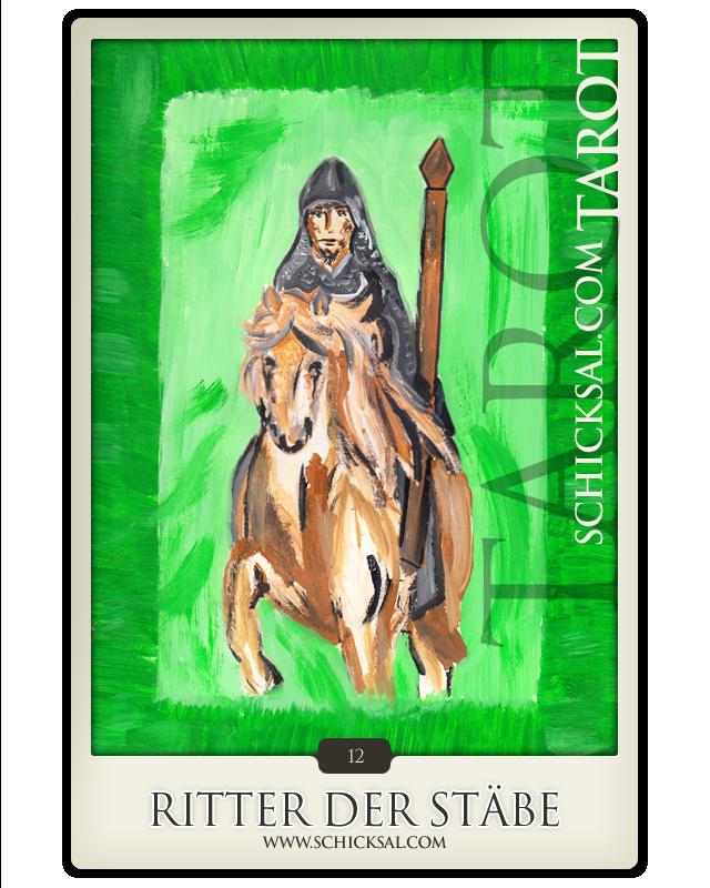 Ritter der Stäbe © Verlag Franz