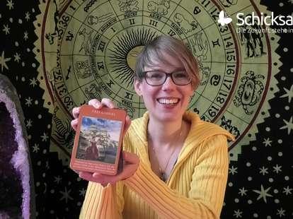 (c)Cornelia AngelArt/ Karte(c) Erzengel Tarot, Doreen Virtue