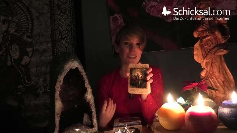 Tarot Tageskarte (c) Radleigh Valentine, Foto: CorneliaAngelArt