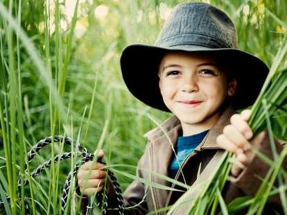 Was sagen die Sterne über das Kind? Das Kinderhoroskop von schicksal.com | Foto: © iStockphoto.com/RichVintage