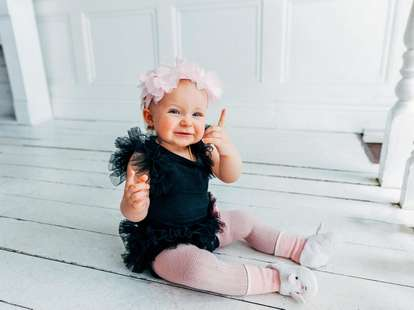 A baby is an angel whose wings decrease as their legs increase. (From France) | Photo: © iStockphoto.com/Iuliia Zavalishina