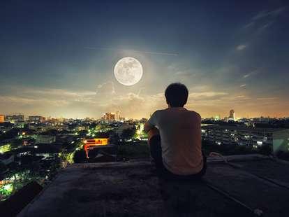 Der Supervollmond bringt diesen Sternzeichen viel Liebe | Foto: Arnold.Petersen / shutterstock.com