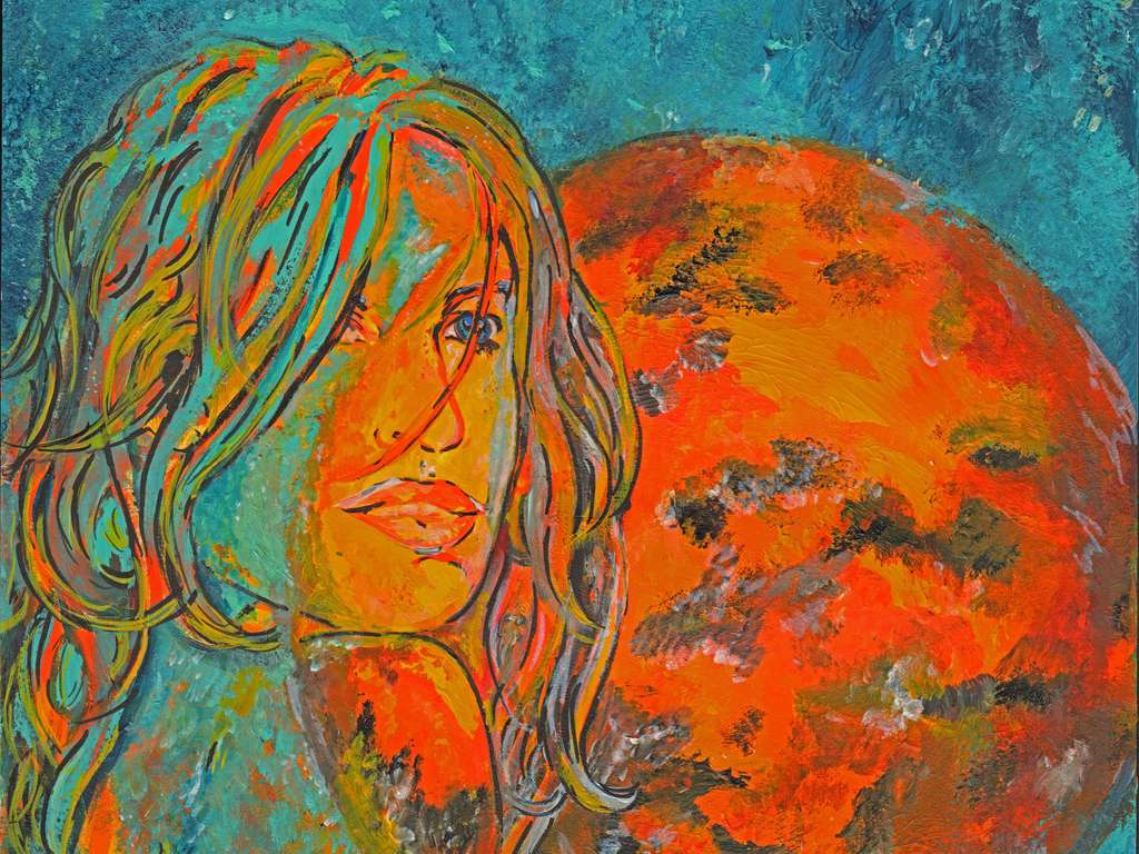 The passion of Mars | (c) Cornelia Schelkes - Verlag Franz.
