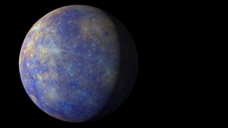 Der Merkur | Foto: © Rainer - stock.adobe.com