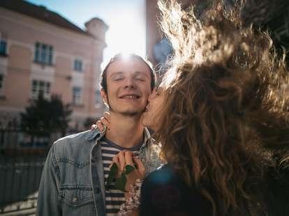 Three Zodiac signs enjoy love luck now | Photo: Yura Shevchenko / stocksy.com
