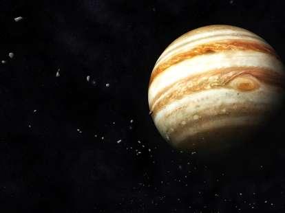 Retrograde Jupiter | Foto: © iStockphoto.com/3quarks