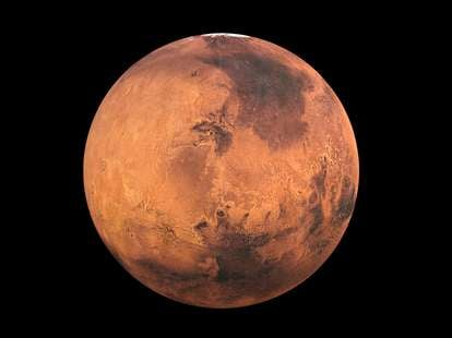 Mars | Photo: © tsuneomp - stock.adobe.com