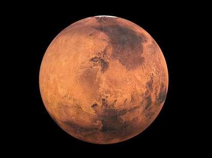 Der Mars | Foto: © tsuneomp - stock.adobe.com
