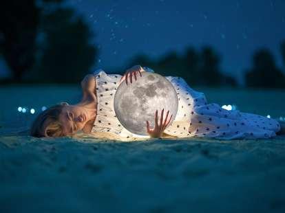 Mond im Widder | Foto: © Anton - stock.adobe.com