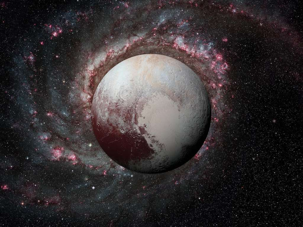 Der Pluto | Foto: © nasa_gallery - stock.adobe.com