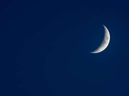 New Moon | photo: © makasana photo - fotolia.com