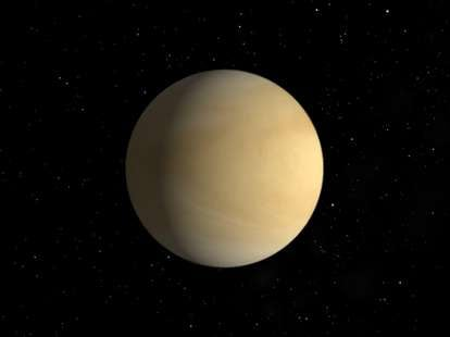 Venus | Photo: © NJ - stock.adobe.com