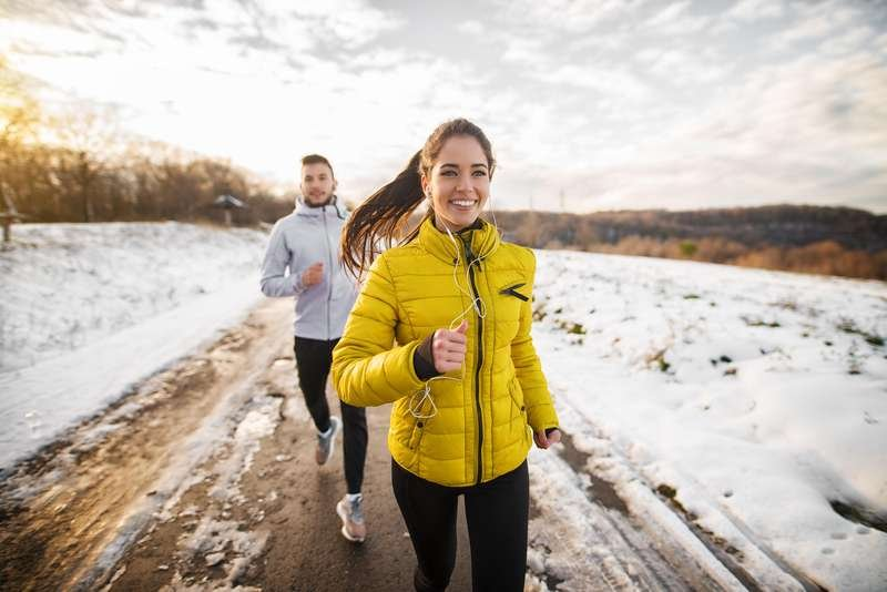 Be active, lose your holiday pounds | Foto: © dusanpetkovic1 - fotolia.com
