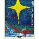 tarot card Star at fate tarot © Verlag Franz