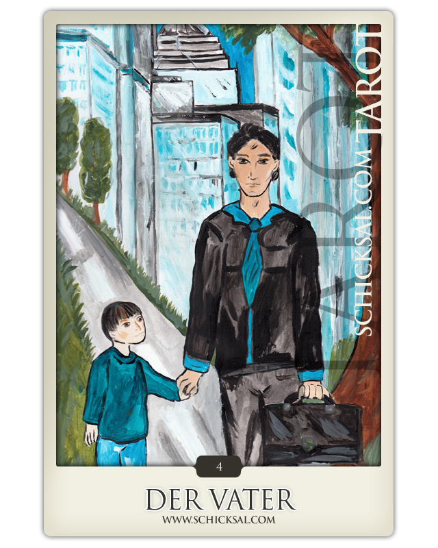 The Father | Fate Tarot © Verlag Franz