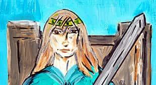 Die Schwerter im Tarot © Verlag Franz