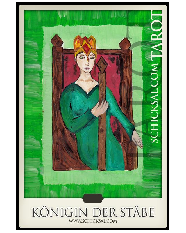 Königin der Stäbe © Verlag Franz