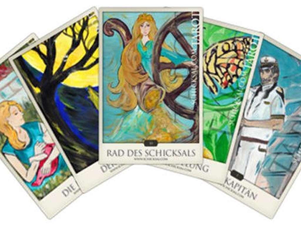 Daily tarot card by astrosofa.com